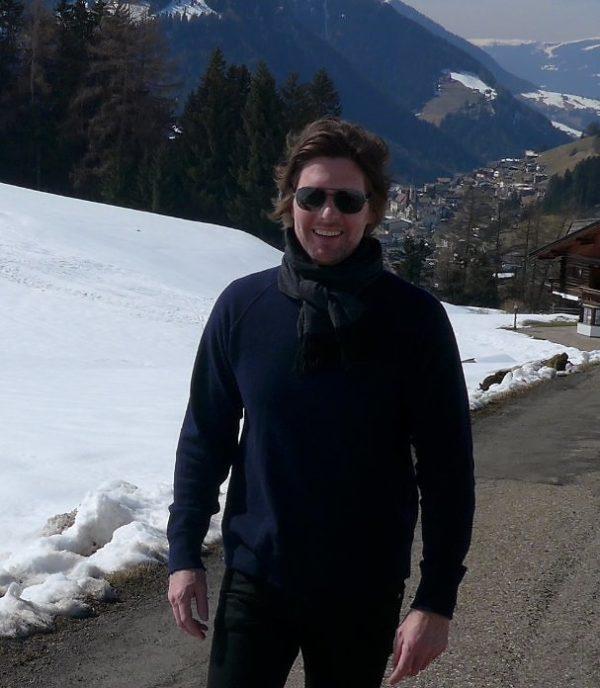 Erik Johann Van Wyk Italy